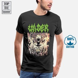 Vader Band De Profundis 1995 Album Cover T Shirt