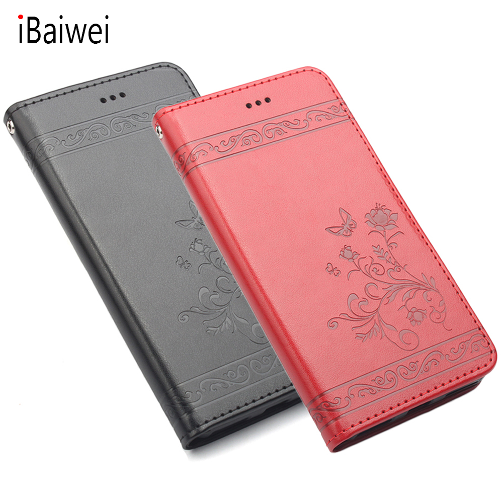 Luxury Leather Case for Huawei Honor V10 Flip Wallet Phone Case for Huawei For Huawei Honor V10 Cover Huawey Honor V10 Coque image