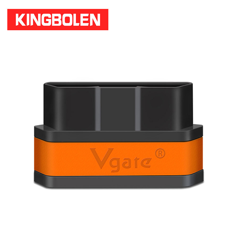 <font><b>Vgate</b></font> iCar2 Bluetooth/WIFI ELM327 OBD2 Code Reader OBD2/OBDII Diagnostic Tool for Android/IOS/PC iCar 2 elm 327 Auto Scanner image