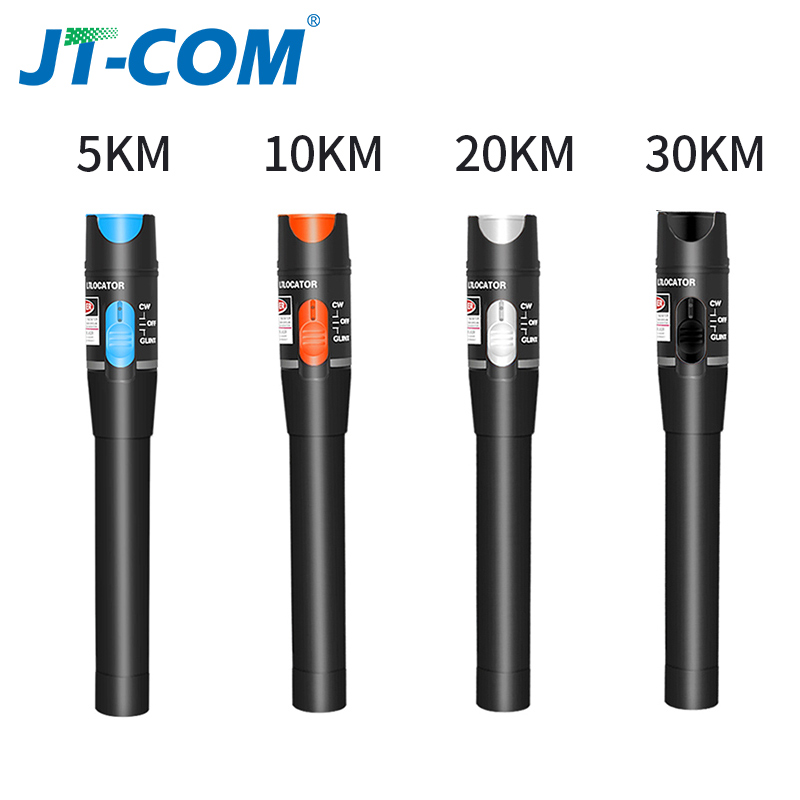 Image 4 - 30mW FTTH Fiber Optic Tester Pen Type Red Laser optical 