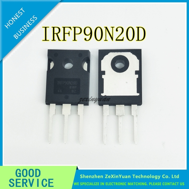 20 Pz/lotto IRFP90N20DPBF IRFP90N20D IRFP90N20 Mos Ad Effetto di Campo Transistor To 247