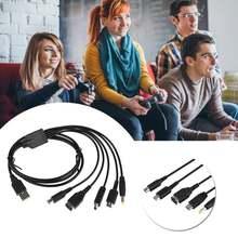 Зарядный usb кабель 5 в 1 подходит для nintendo 3ds dsi u charger
