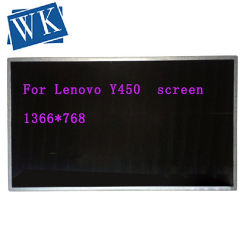 For <font><b>Lenovo</b></font> Y450 G450 G470 G480 B450 <font><b>G460</b></font> G475 G485 G465 <font><b>Screen</b></font> HD 1366X768 LED Panel Display Matrix for Laptop 14.0 Replacement image