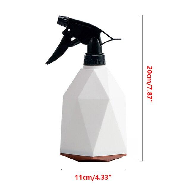 Завод спрей бутылка Давление лейка антикапля ручной Пластик