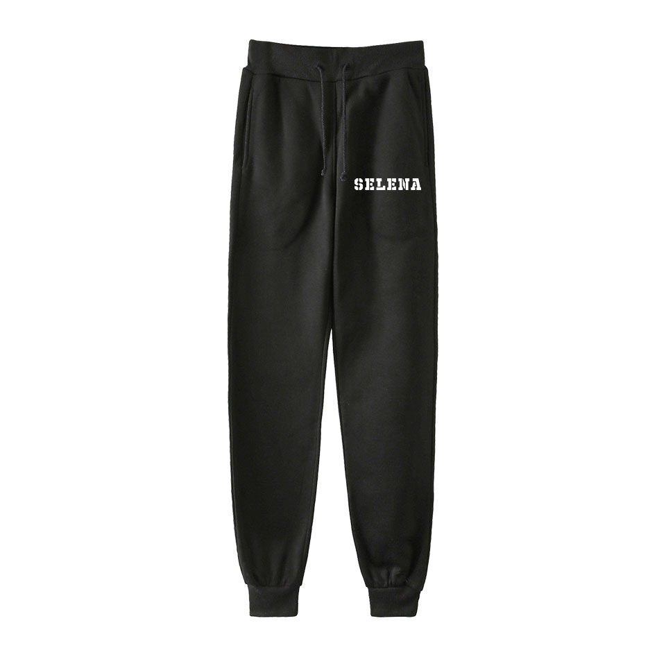 2019 Hot Sales Selena Quintanilla Related Products Fashion & Sports Men And Women Casual Ankle Banded Pants Fashion