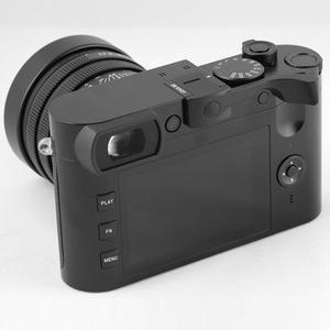 Image 2 - Ze stopu aluminium ze stopu aluminium kciuk uchwyt metalowy uchwyt kciuka Hot pokrowiec na buty mocowanie kamery dla Leica Q2 p Typ 116 czarny czerwony