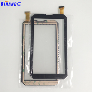 New 7'' inch Tablet touch screen for Dexp Ursus H270 3G Tablet touch screen digitizer glass repair panel Dexp Ursus H270 tablets(China)