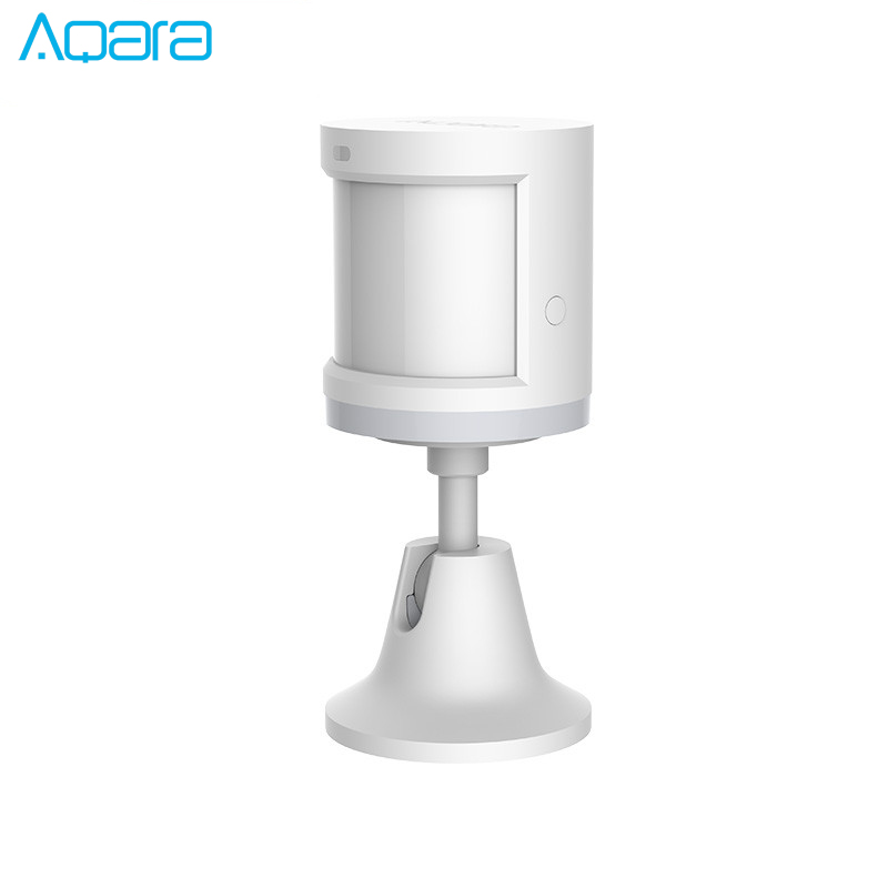 Original Aqara Motion Sensor Smart Home Human Body Induction ZigBee Connection For Xiaomi Mijia Mi Home Security System Device
