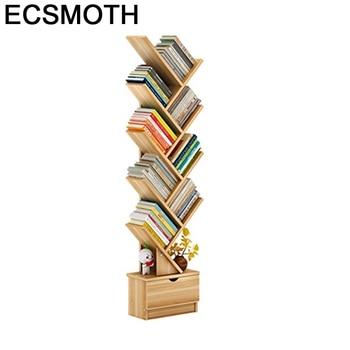 Estantería Retro Para libros, Mueble Para libros