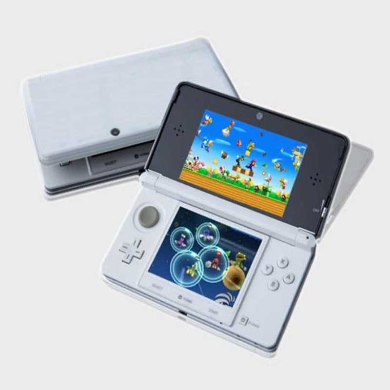 Game-Console Palm-Game Refurbished 3DSXL Nintendo 3ds R4 32GB-AND-SYSTEM for with Professionally