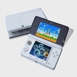 Professionell Renoviert Für Nintendo 3DS 3DSXL 3DSLL Spiel Konsole Für Nintendo 3DS Palm spiel Mit R4 32GB und System 32GB