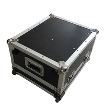 Flightcase Pack DJ Equipment Tiger Touch II Stage Effect Light Console For DJ Disco DMX Controller Beam Spot Wash Moving Head chauvet dj intimidator spot 355z irc