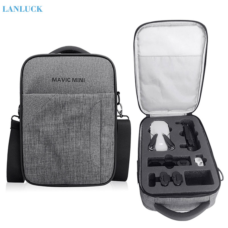 Shoulder Bag For DJI Mavic Mini Drone Storage Bag Carrying Case Travel Protective Backpack Handbag For Mavic Mini Accessories