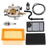 Pour TS400 carburateur avec filtre à Air Kit de mise au point pour STIHL TS 400 scie à béton HS 274E 4223 120 0600   -
