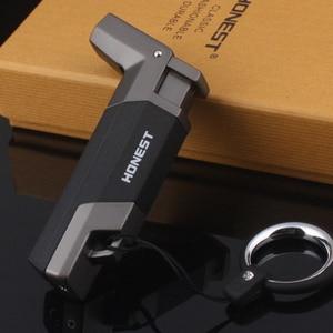Metal Cigar Cigarettes Lighter