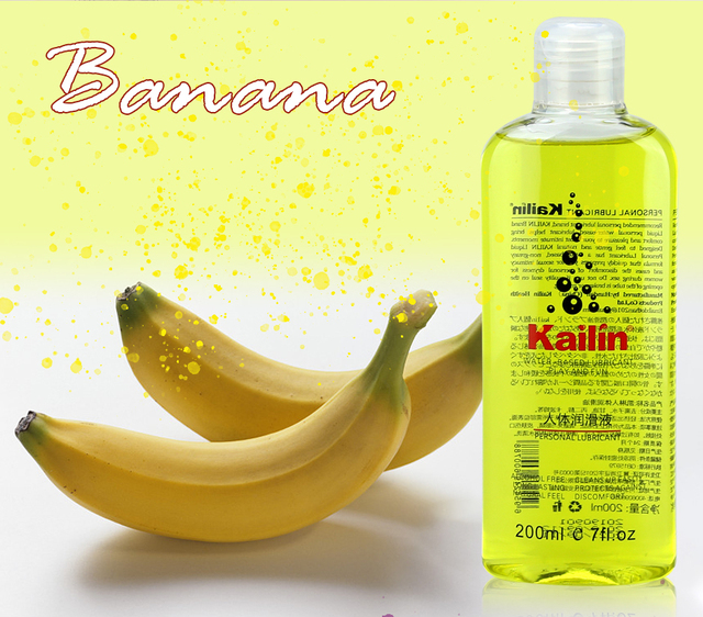 400ml fruit flavor lubricant anal grease for sex lube gel Oral Sex Oil strawberry Banana orange grape Massage Oil water based 4