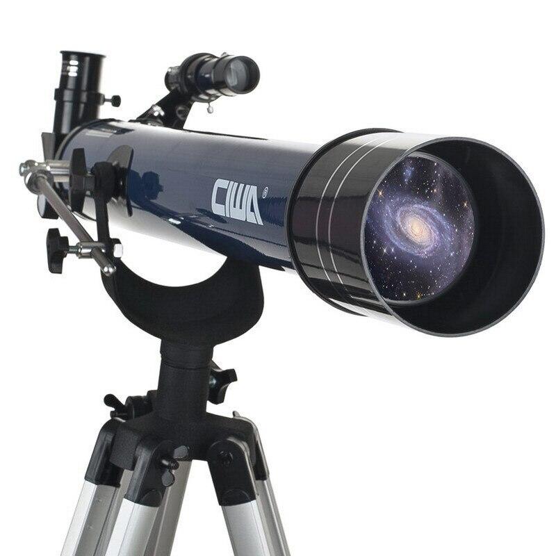 Портативный астрономический телескоп CIWA, Монокуляр для начинающих
