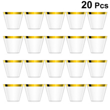 Bowl Shot-Glasses Dessert Jelly-Container Mousse-Cup Appetizer Wedding-Banquet Party