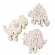 1pcs environmentally friendly dinosaur biscuit mold baking utensils decoration and pastry tools kitchen accessories