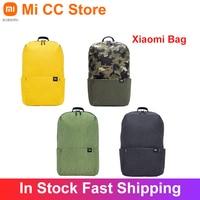 Xiaomi-Mini bolso deportivo Original para niños y mujeres, mochila colorida de 7L/10L de capacidad, tamaño pequeño, para exteriores