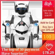 Эрика детский Интеллектуальный робот игрушка раннее образование головоломка голосовой чат танцы Программирование образование робот