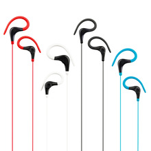 цены Fashion Ear Hook Sports Running Headphones KY-010 Running Stereo Bass Music Headset For Many Mobile Phone