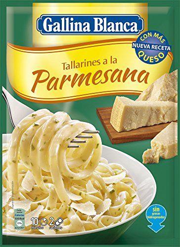 Tallarines A La Parmesana Gallina Blanca 143g