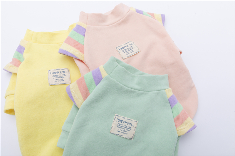 Cute small dogs clothes shirt (12)