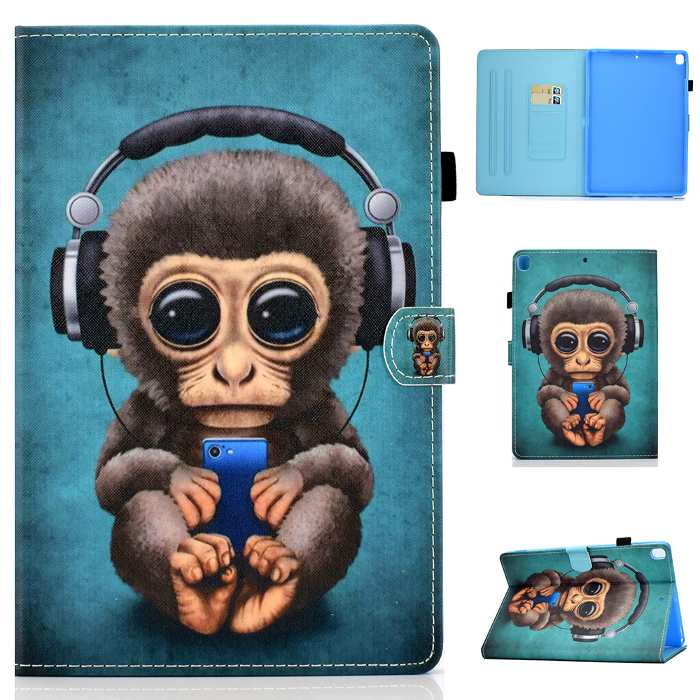 Tablet 7th Case A2200 For iPad For 10.2 Cover 2019 Cute 10.2