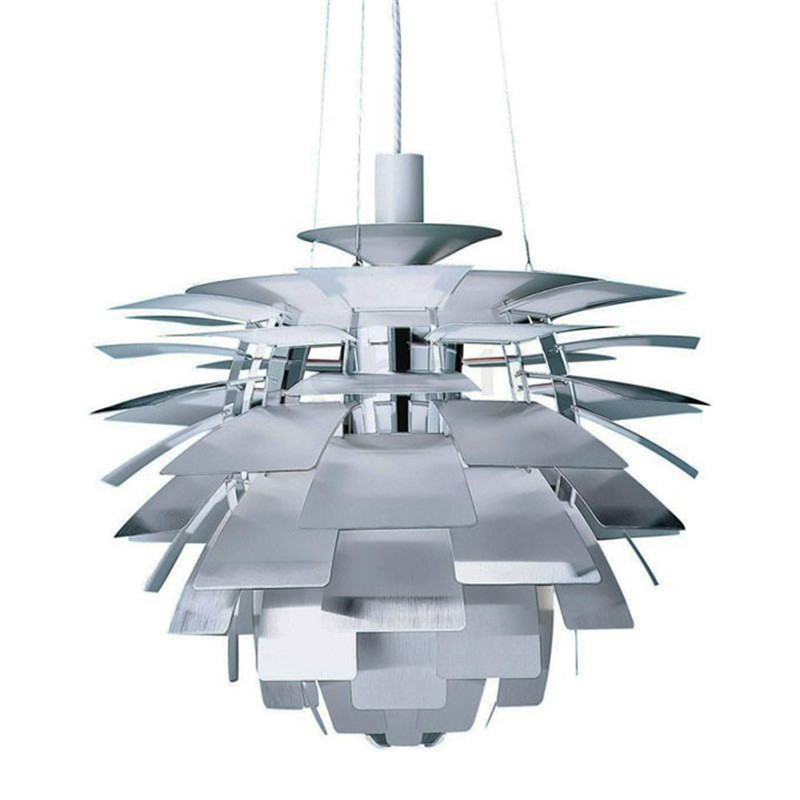 PH5 Living Room Dining Bedroom Pendant Lamp Hotel Indoor Pendant Lighting, Aluminum Material, E27, AC110-240V