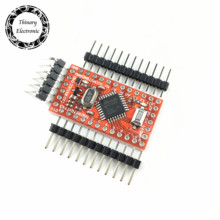 10 adet Pro Mini 328 Mini 5 V/16 M ATMEGA328 Atmega328 Serisi 5 V/16 MHz arduino için 5 V 16 V