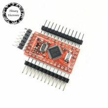 ATMEGA328 Atmega328 serie 5V/16MHz para Arduino 5V 16V, 10 Uds. Pro Mini 328 Mini 5V/16M