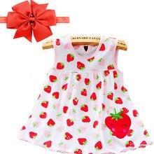 Dress summer girls dresses style infantile