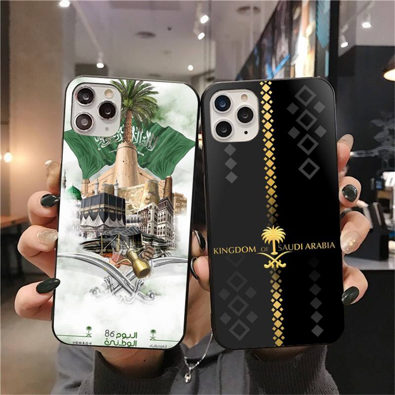 Kingdom Of Saudi Arabia Flag TPU Soft Silicone Phone Case Cover for iPhone 11 pro XS MAX 8 7 6 6S Plus X 5S SE 2020 XR case