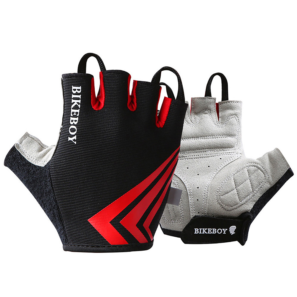 Cycling Gloves Half Finger Bicycle Riding Gloves Anti Slip For MTB Road Mountain Bike Glove Anti Shock Sport