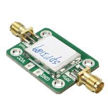 Радиочастотный усилитель сигнала LNA 50 4000 МГц SPF5189 NF дБ с низким уровнем шума, плата приемника, модуль беспроводной связи с защитной оболочкой