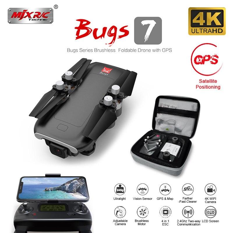 mjx-bugs-7-b7-gps-drone-avec-4k-5g-wifi-hd-camera-moteur-sans-brosse-rc-quadrirotor-professionnel-pliable-helicoptere-vs-sg907-k20