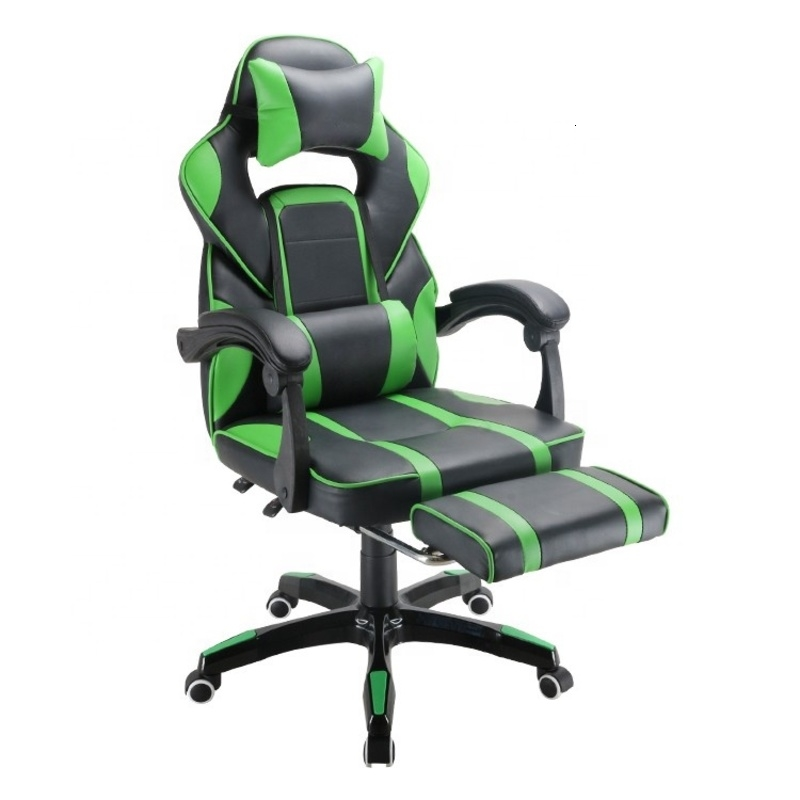 Executive Custom Adjustable Armrest Gaming Chair Racing Style Computer Gaming Office Chair