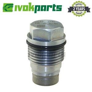 Image 2 - Válvula de alívio pressão hidráulica do trilho combustível limitador para hyundai libero porter H 1 kia sorento 2.5 crdi 1110010017 f00r000741