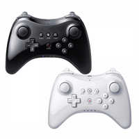 For Nintend For Wii U Pro Controller USB Classic Dual Analog Bluetooth Wireless Remote Controle For WiiU Pro U Gamepad