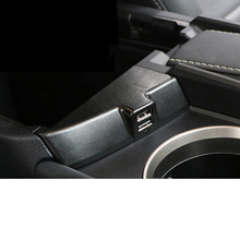 Lsrtw2017 для Lexus NX NX200 NX300 NX300h автомобильный подлокотник USB зарядное устройство внутренние молдинги аксессуары