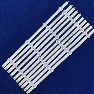 Image 4 - 10 PCS/set LED backlight strip for SV0420A88 REV3 A B 131126 WS 420 040 PEAR1 C5 R/L tx 42as500e V42FWSD01