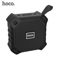 HOCO-Altavoz Bluetooth 5,0 inalámbrico para exteriores, reproductor de música portátil para iPhone 11, xiaomi, MP4, con TF