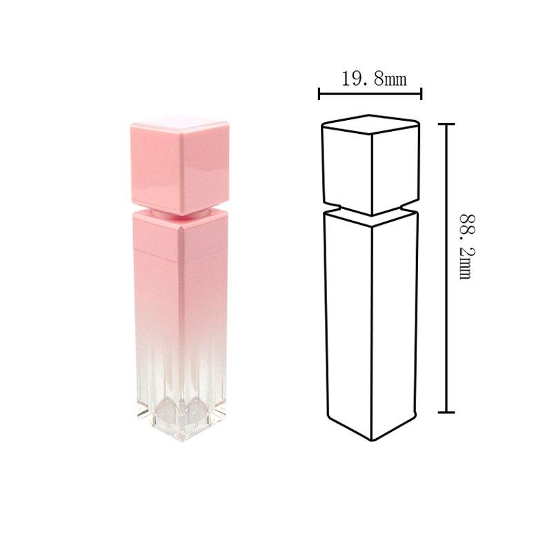 dos tubos que etiquetam a garrafa 3ml