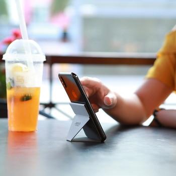 For MOFT X Ultra-thin Invisible For Apple Mobile Phone Tablet Bracket Folding Portable Car Desktop Lazy Bracket