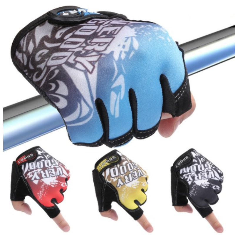 Outdoor Sports Glove For Horizontal Bar Men Fitness Bodybuilding Anti-skid Training Barbell Gym Crossfit Weight Lifting Gloves