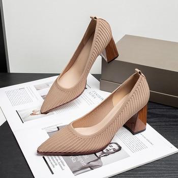 Women's Fabric Shallow Shoes