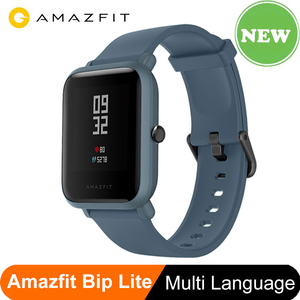 Image 1 - AMAZFIT ביפ לייט הגלובלי גרסה Huami חכם שעון 45 ימים סוללה חיים מקצועי Waterproof קצב לב חדש הגעה