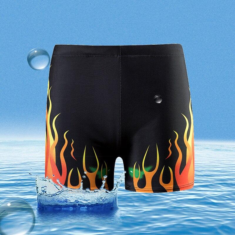 Profession Swimming Training Slim Fit Adult Men AussieBum Sexy Comfortable Hot Springs Cool Men's Swimwear