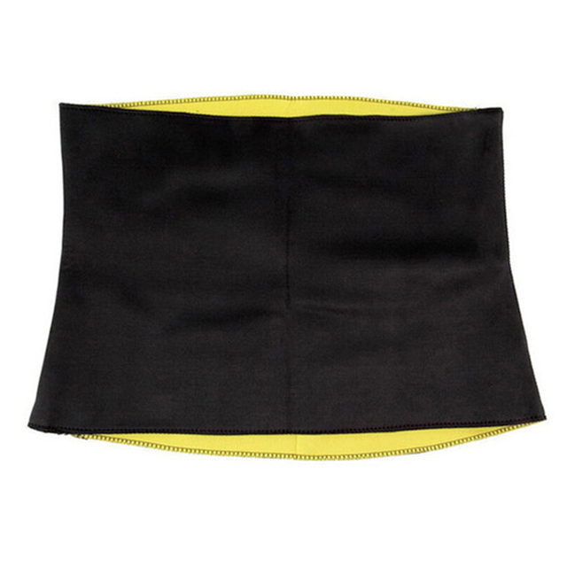 Women Adjustable Waist Trimmer Body Shaper Slimming Tummy Control Corset Belt 2